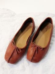 unstructured by clarks、24.5cm、くつ
