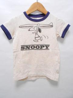 【キッズ】アメカジTシャツ多数! スヌーピー・ディズニープリントも!