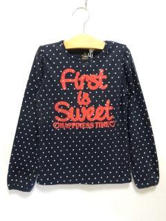 【キッズ】 INGNI First  可愛い秋物。新品入荷です(≧∇≦)!