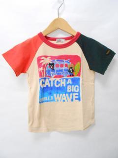 【キッズ】 夏のボーイズ☆ 人気のダブルBのTシャツはお早目に!