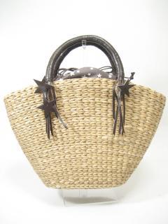 【レディース】 夏のオシャレ小物♪ カゴバッグ・くつ・サンダル