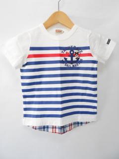 【キッズ】 ミキハウス&ファミリア 夏Tシャツ入荷です!
