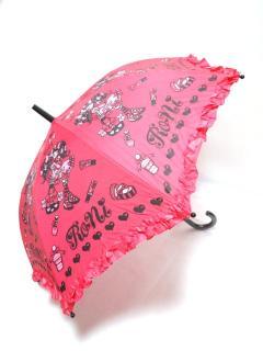 【キッズ】 RONIロニィの雑貨 〜傘・ポーチ・帽子・リュックなど〜