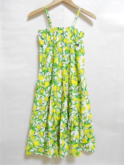 【キッズ】 JSガール JENNI サマードレス♪ 夏を楽しもう!