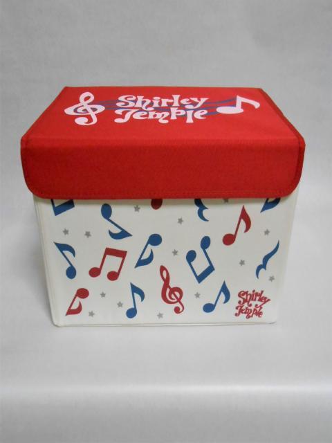【キッズ】シャーリーテンプル ノベルティ・雑貨 キャリーバッグ・収納ボックス・お道具箱・オモチャ箱
