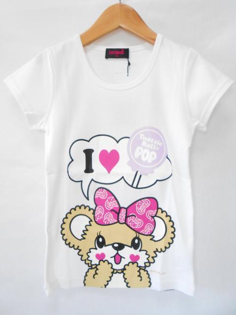 【キッズ】 EARTHMAGIC マフィちゃんプリントTシャツ、新品ショーパン!