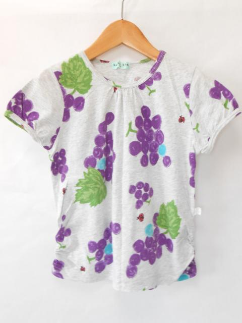【キッズ】 HAKKA KIDS 可愛いフルーツ柄や、花柄♪