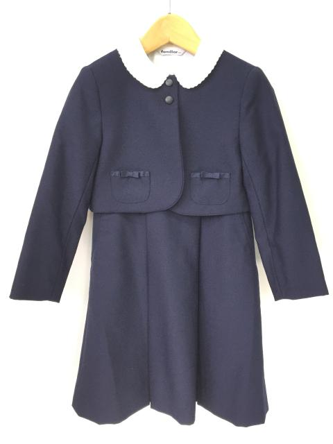 【キッズ】 ファミリア お受験 フォーマルワンピース 普段の上品なお洋服も取り揃えています