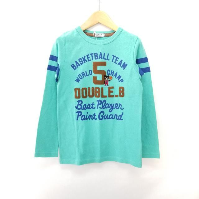 【キッズ】mikihouse  & Double.B  ミキハウス新品たっぷり(≧∇≦)/