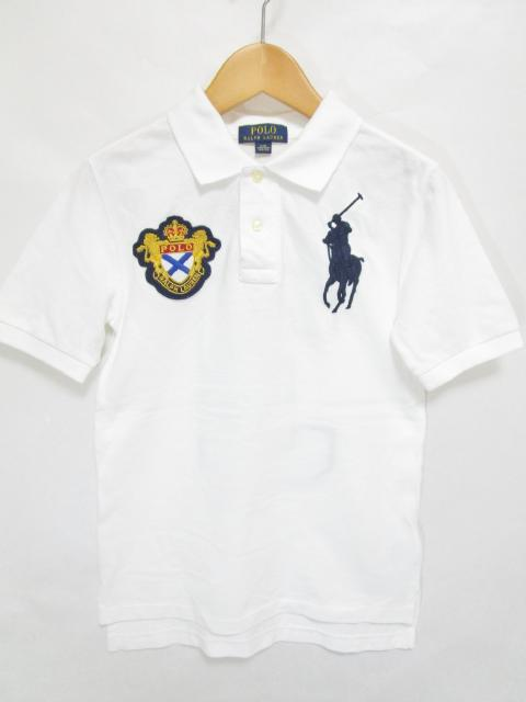 【キッズ】ラルフローレン・トミーヒルフィガー かっこいい男の子Tシャツ