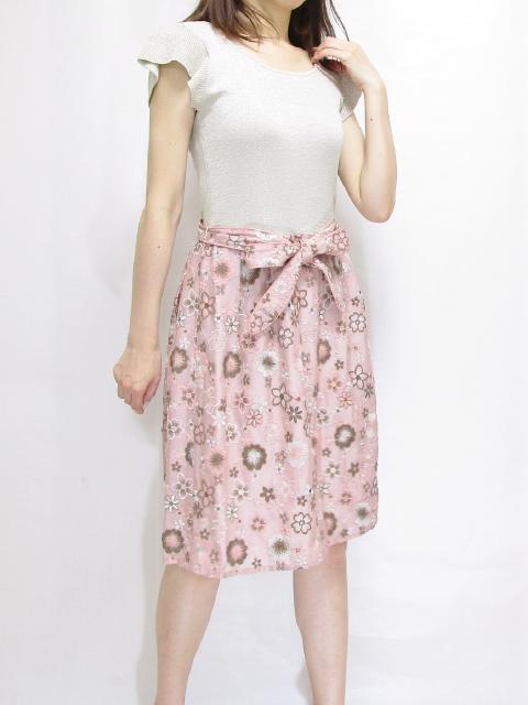 5月31日 大人フェミニン TOCCA、Chesty、Couture brooch
