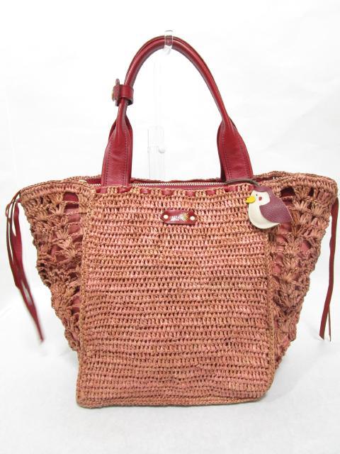 【レディース】夏バッグ カゴバッグ 揃いました! IBIZA、無印良品、DIANAなど
