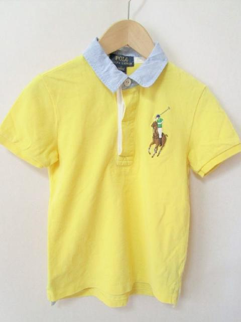 【キッズ】ラルフローレン 人気のポロシャツはお早めにチェック!
