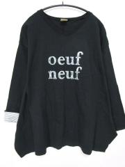 oeufneuf、その他、カットソー