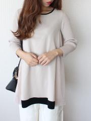 TO BE CHIC、Mサイズ、カットソー