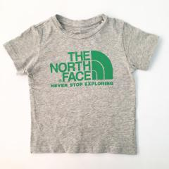THE NORTH FACE、100cm、Tシャツ、綿、男の子用