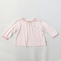 mikihouse、80cm、カットソー、綿、女の子用