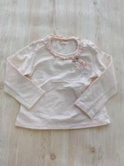 TOCCA BAMBINI、80cm、カットソー、綿・ポリウレタン、女の子用