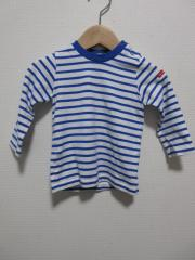 mikihouse、80cm、カットソー、綿、男の子用