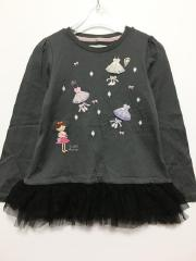 mikihouse、120cm、カットソー、綿、女の子用