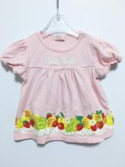 ShirleyTemple、80cm、カットソー、綿、女の子用