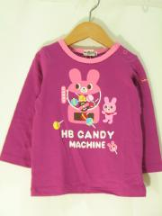 mikihouse HOT BISCUITS、90cm、Tシャツ、綿、女の子用